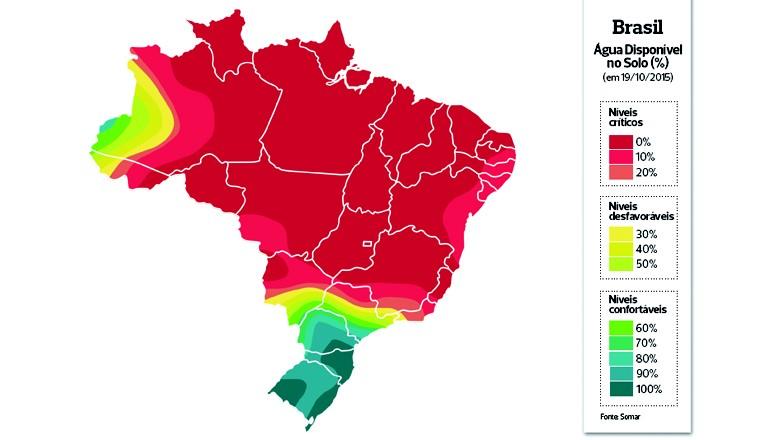 mapa-tempo-clima-edição-361-novembro (Foto: Somar/Arte: Ed. Globo)