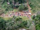 Famílias de sem-terra fazem nova ocupação de terras da Araupel, no PR