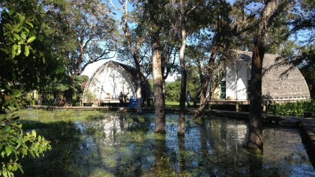 Bases Avançadas - Globo Universidade - UFMT - Pantanal (Foto: Divulgação)