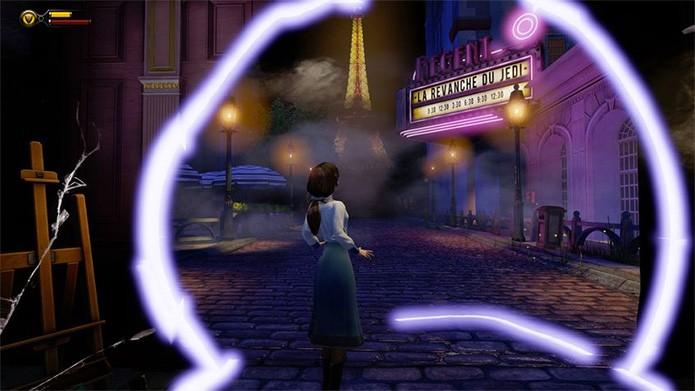O Retorno de Jedi em BioShock (Foto: Reprodução/GamesRadar)