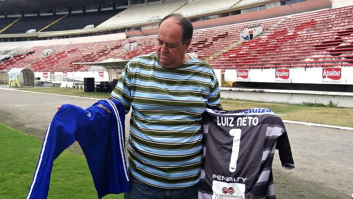 jogadores do Tri Super Santa Cruz (Foto: Thiago Augustto)