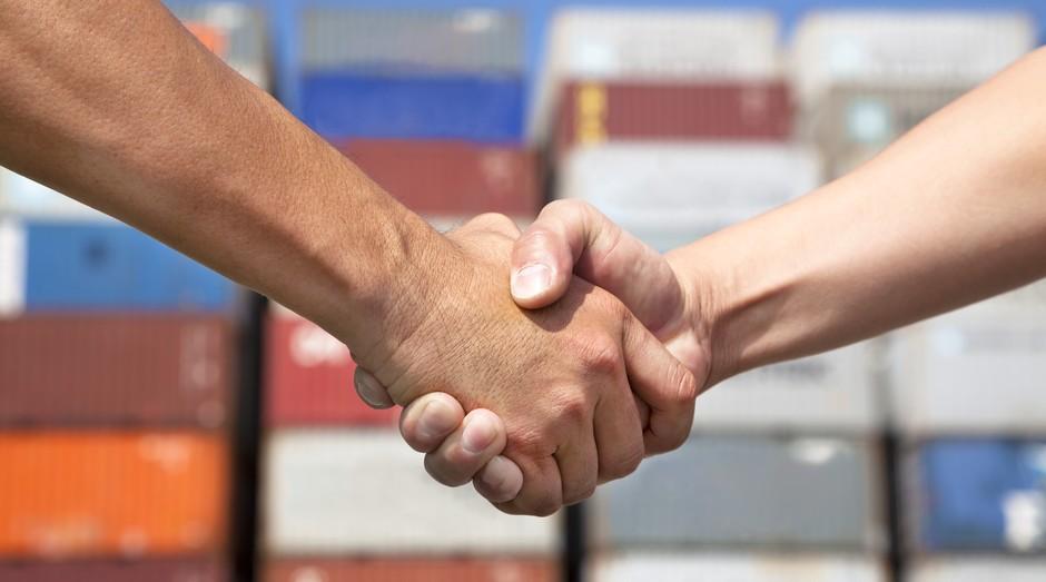 exportação_PIB_importação_conteiner (Foto: Shutterstock)
