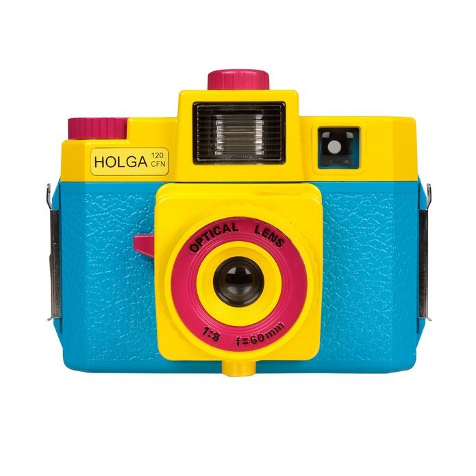 Câmera Holga deixa de ser fabricada, 34 anos após o lançamento (Foto: Divulgação/Holga)
