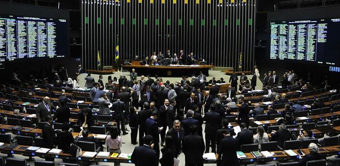 Sessão Câmara dos Deputados MP do Futebol (Foto: Câmara dos Deputados)