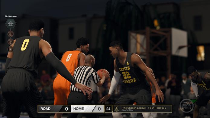 NBA Live 18 (Foto: Reprodução/Murilo Molina)