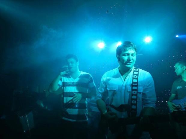 Dupla norte-mineira Matheus e Thiago gravam 1º clipe da carreira. (Foto: Divulgação/Matheus e Thiago)