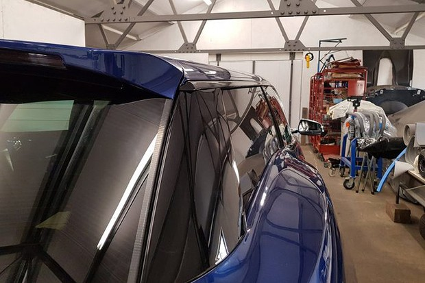 Tesla S Wagon (Foto: divulgação)