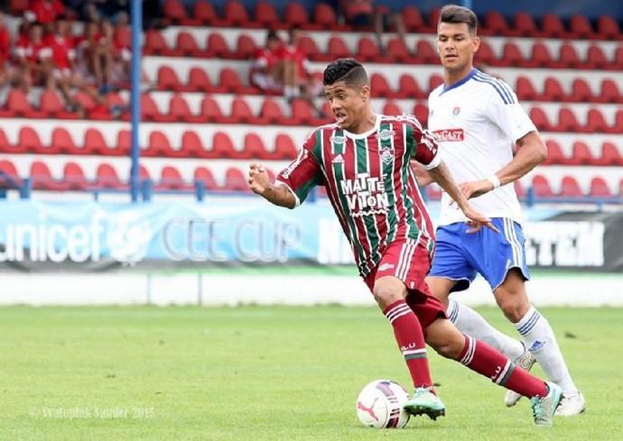 Patrick Fluminense sub-20 CEE Cup (Foto: Divulgação / CEE Cup)