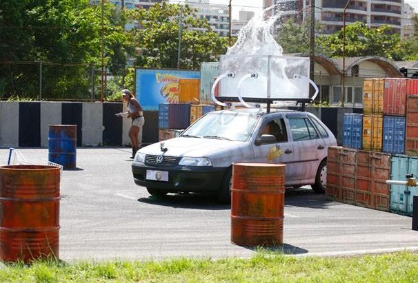 Caldeirão abre inscrições para o Ruim de Roda  (Foto: Caldeirão do Huck / TV Globo)
