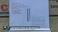 Professor do Cotuca vítima de preconceito presta depoimento à polícia, em Campinas