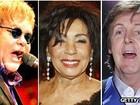 'Realeza' do pop britânico celebra 60 anos do reinado de Elizabeth 2ª