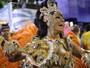 SIGA: 5ª colocada, Beija-Flor encerra desfile na Sapucaí (Rodrigo Gorosito/G1)