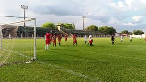 União goleou o Guaraí no Delfinão (Foto: Guaraí Notícias)