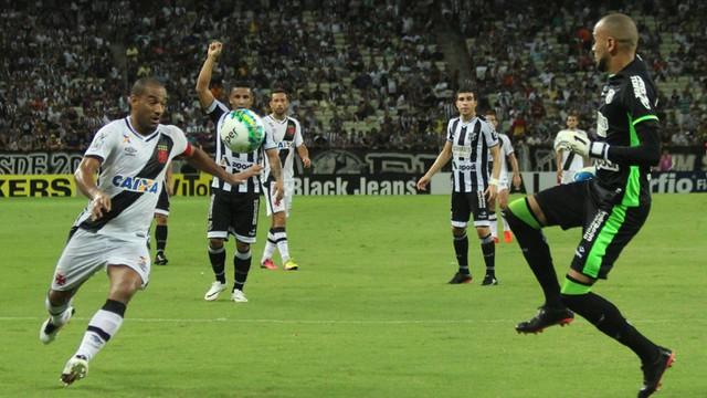 Resultado de imagem para Vasco x Ceará 2016
