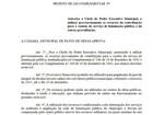 Prefeito de Patos de Minas quer usar taxa de iluminação para pagar 13º
