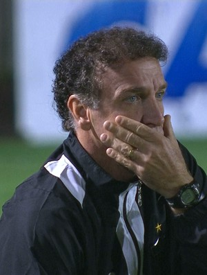 Cuca, técnico do Atlético-MG (Foto: Reprodução / Premiere FC)