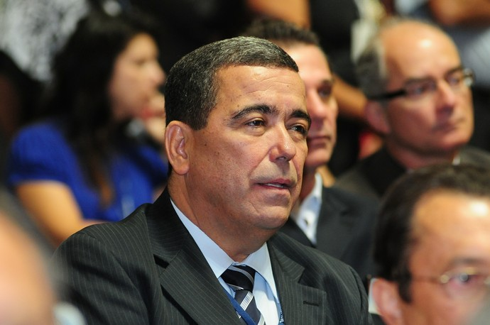 Marcus Vicente, vice-presidente da CBF (Foto:  Gabriel Lordêllo/A Gazeta)