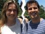 Matheus Braga, ex de Fernanda Gentil afirma na web: 'Respeito continua'