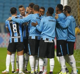 Grupo Grêmio (Foto: Lucas Uebel/Grêmio)