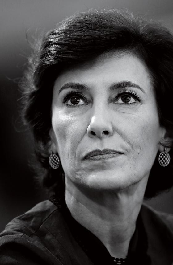 Maria Silvia Bastos Marques,ex-presidente do BNDES (Foto:  Ueslei Marcelino/REUTERS)
