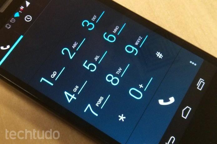 O nono dígito já foi implementado em todos os estados da federação (Foto: Isadora Díaz/TechTudo)