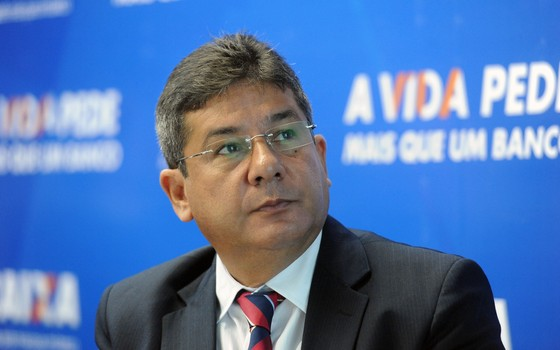 Roberto Derziê, ex-vice-presidente da Caixa (Foto: Agência Brasil)
