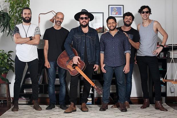 Banda Suricato (Foto: Anderson Barros / EGO)