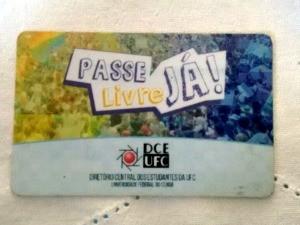 Estudantes relataram problemas com carteiras em Fortaleza (Foto: Arquivo G1)