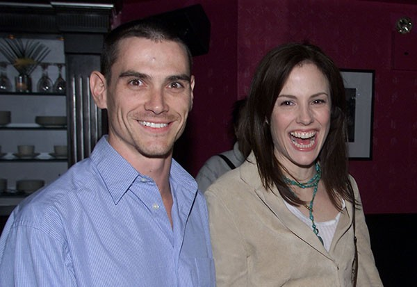 Mary Louise Parker e Billy Crudup (Foto: Getty Images)