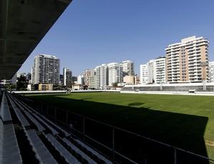 Obras nas arquibancadas do Caio Martins devem iniciar em novembro (Foto: Vitor Silva / SSPress)