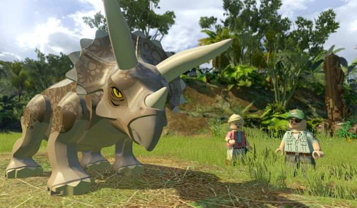 Jurassic park curiosidades sobre os games que voc - Jeux de jurassic park 3 ...