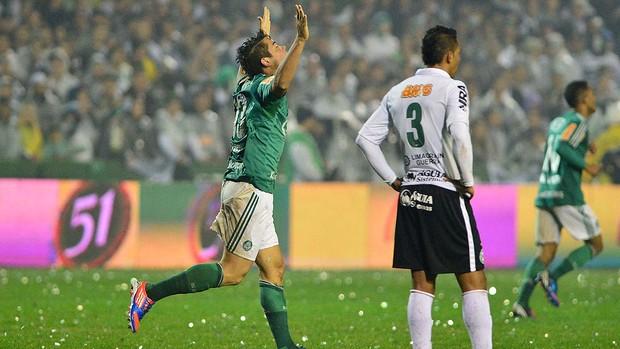 Betinho, Coritiba x Palmeiras (Foto: Marcos Ribolli / Globoesporte.com)