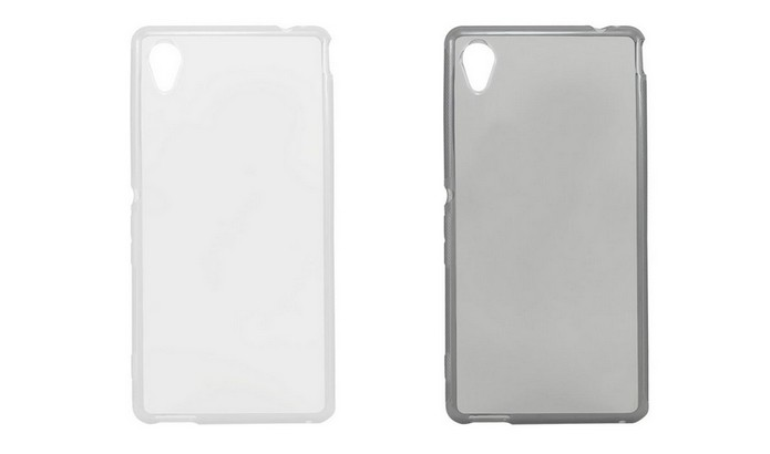 Capa de silicone básica para Sony Xperia M4 Aqua (Foto: Divulgação/Husky)
