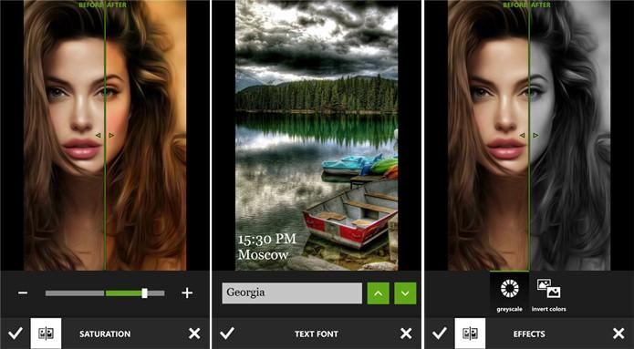 Editor de Fotos é uma ótima ferramenta para deixar suas imagens ainda melhores no Windows Phone (Foto: Divulgação/Windows Phone Store)