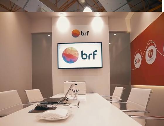 A empresa BRF (Foto: Reprodução/ Youtube)