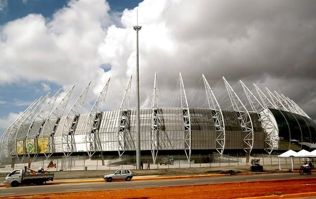 estádio arena castelão  (Foto: Agência EFE)