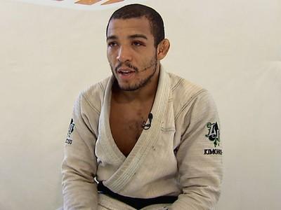 José Aldo, lutador de MMA (Foto: Reprodução/SporTV)