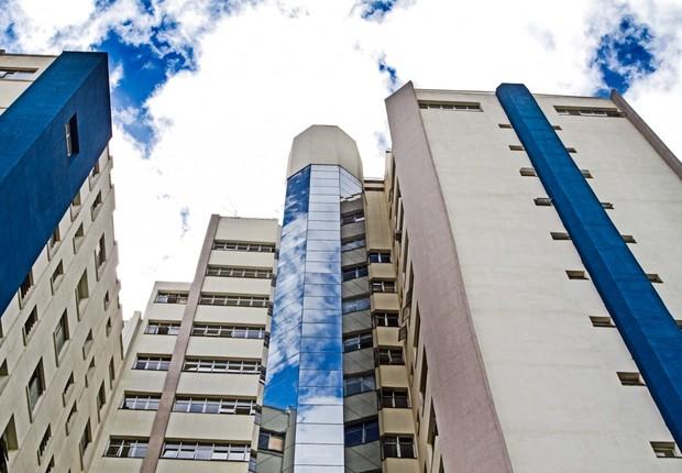 Hospital São Paulo (Foto: Reprodução/Facebook)