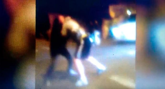 Clemer se envolveu em briga com motoqueiro em Porto Alegre (Foto: Reprodução)