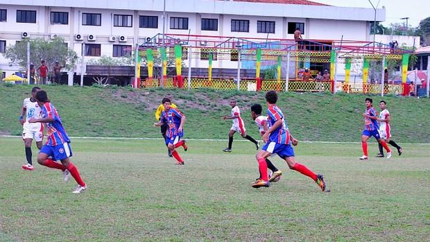 Fast Clube juvenil (Foto: Frank Cunha/Globoesporte.com)