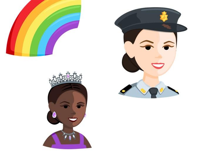 Novos emojis do Facebook Messenger chegam aos usuários (Foto: Reprodução/Business Insider)