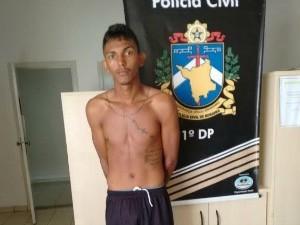 Pablo da Silva Costa, de 21 anos, (Foto: Divulgação/Polícia Civil)