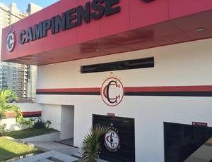 Estádio Renatão, Campinense (Foto: Silas Batista / GloboEsporte.com)