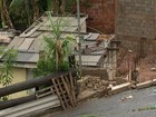 Cratera em rua causa preocupação e transtornos para moradores