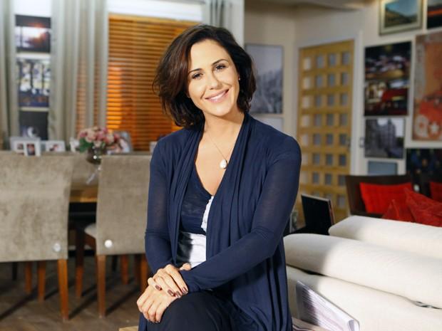 Guilhermina retorna à trama de Guerra dos Sexos mais linda do que nunca (Foto: Guerra dos Sexos/TV Globo)