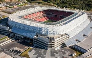 estádio arena pernambuco (Foto: Divulgação  )