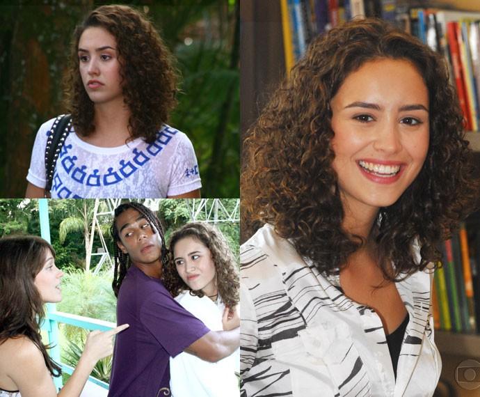 Amanda Richter viveu Veridiana em 'Malhação' (Foto: CEDOC/TV Globo)