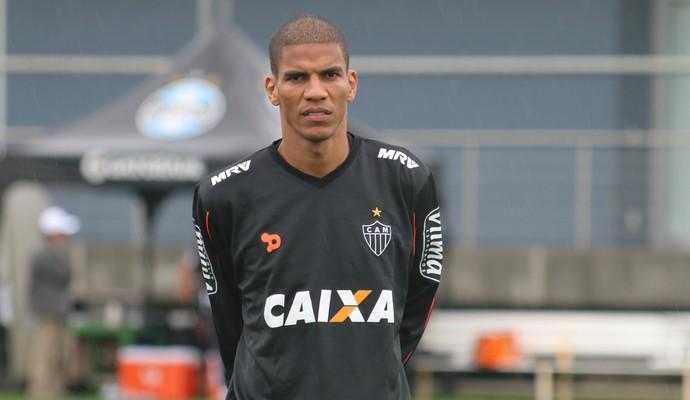 Leonardo Silva Atlético-MG (Foto: Eduardo Moura/GloboEsporte.com)