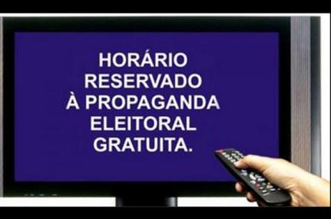 Propaganda eleitoral gratuita (Foto: Reprodução da internet)