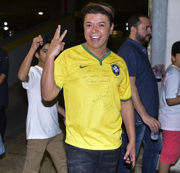David Brazil (Foto: Leo Franco/AgNews)